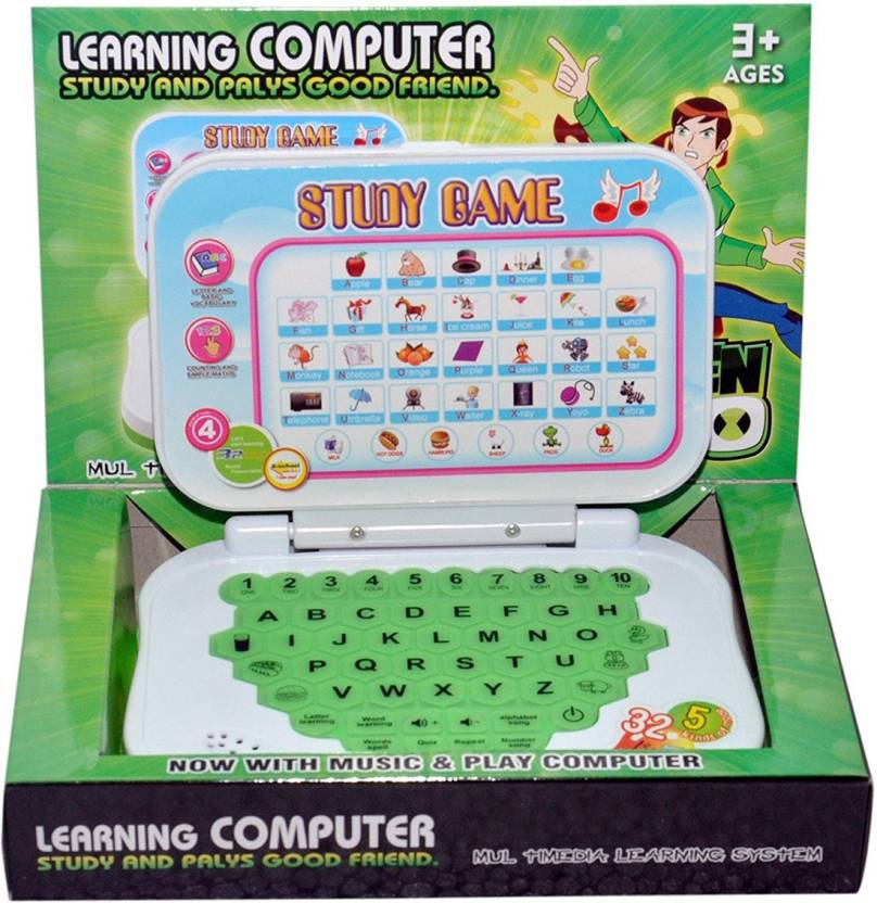 Akshat LEARNING COMPUTER STUDY & PLAY GOOD FRIEND FOR KIDS