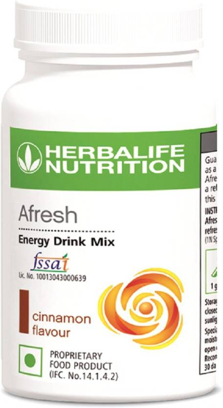 Herbalife Nutrition Afresh Energy Drink Nutrition Drink