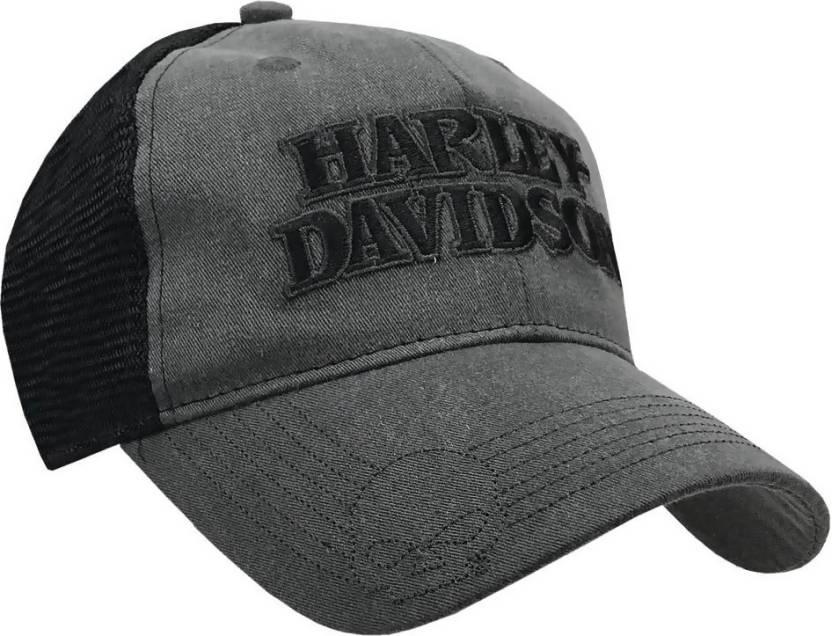 a989aa53adefd Harley Davidson Baseball Cap - Buy Harley Davidson Baseball Cap Online at  Best Prices in India