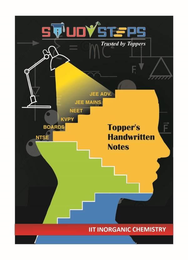 IIT JEE Maths Class XI Topper Handwritten Notes: Buy IIT JEE