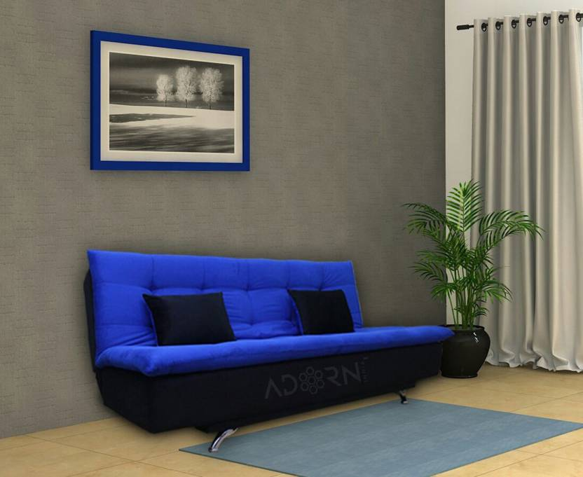 India Aspen Double Solid Wood Sofa Bed