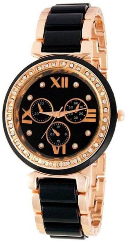 df86fda81e0 Renaissance Traders black gucci watch Watch - For Girls - Buy Renaissance  Traders black gucci watch Watch - For Girls black gucci watch Online at  Best ...