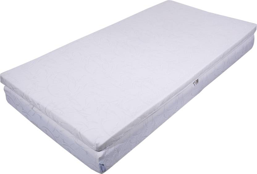 Fitmat Memory Foam Mattress Topper With Premium Cover 2 Inch King