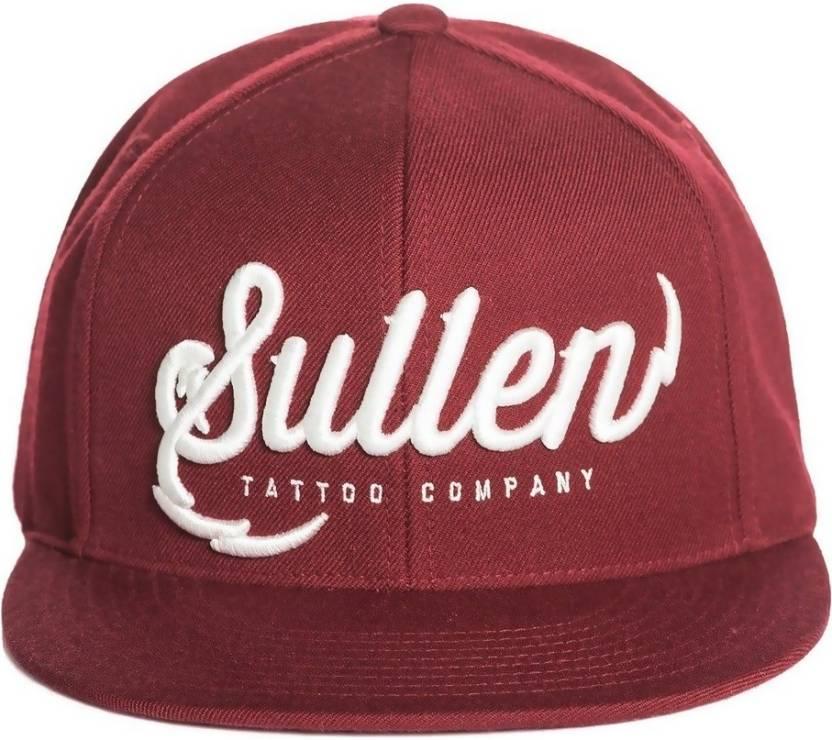 Sullen Snapback Cap - Buy Sullen Snapback Cap Online at Best Prices in  India  4d2f894745b