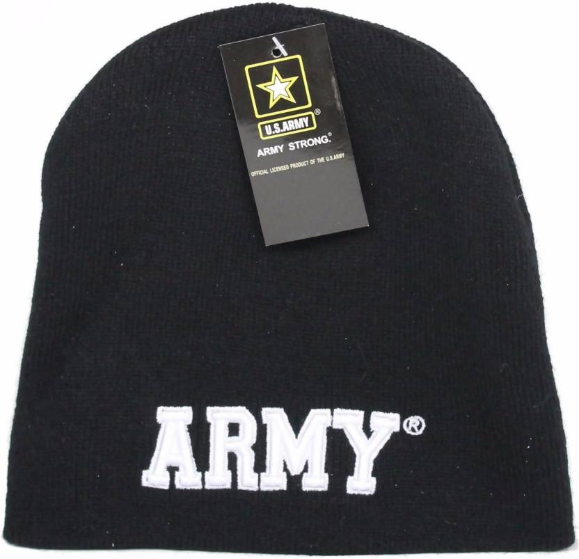 US Army Beanie Cap - Buy US Army Beanie Cap Online at Best Prices in India   4b0c8df33bf