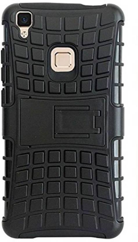 SRT Back Cover for Vivo V3 Black
