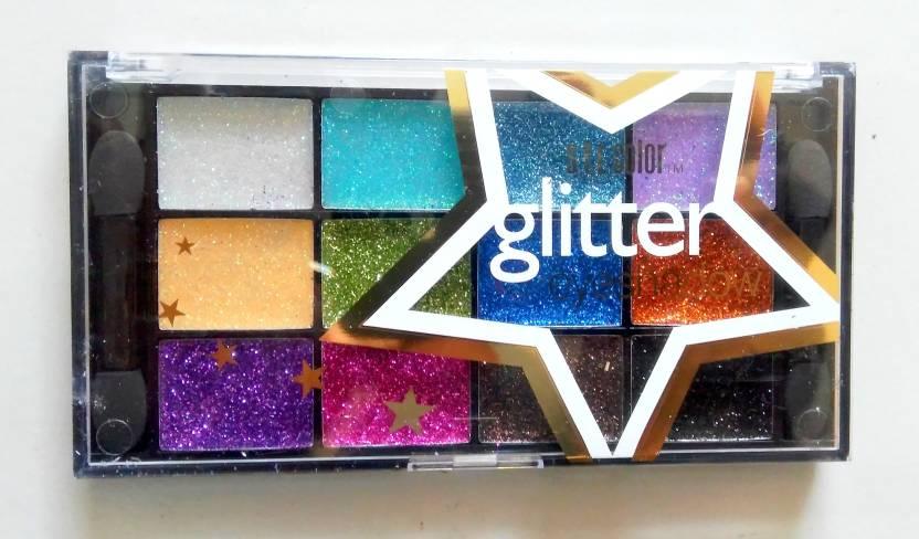 123441fb71 SFR glitter eye shadow with primer glue 10 g - Price in India