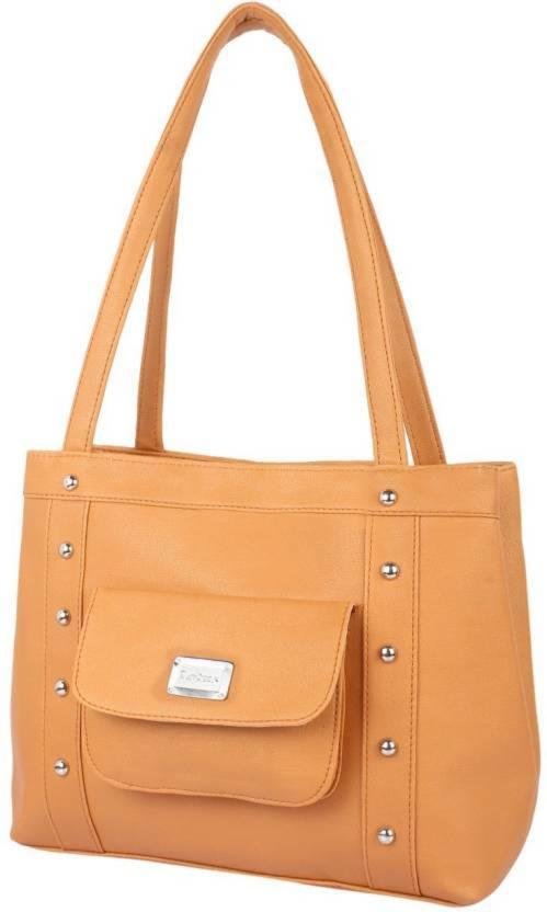 5dfa5f8fa7c9 Buy RISHI Shoulder Bag deep yellow Online   Best Price in India ...