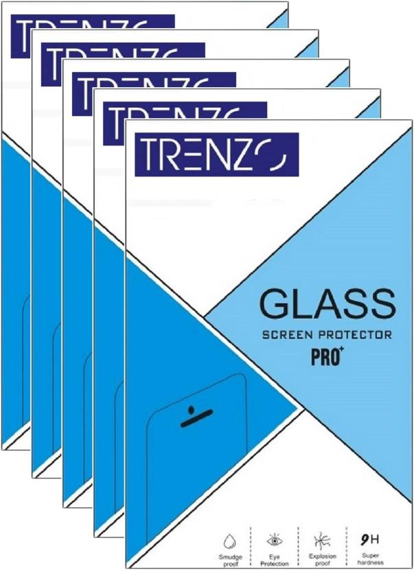 Trenzo Tempered Glass Guard for Huawei Honor 3C Lite - Trenzo