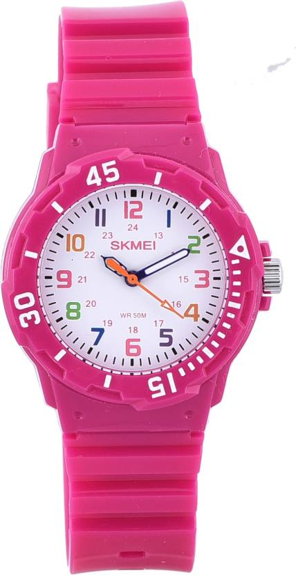 8aa2a1581 Skmei 1043 Navy Blue Kids Watch - For Boys   Girls - Buy Skmei 1043 Navy  Blue Kids Watch - For Boys   Girls 1043 Navy Blue Kids Online at Best Prices  in ...