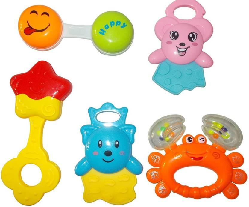 Kotak Sales New Born Baby Boy Girl Infant Toddler Babies Toys