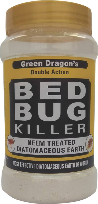 Green Dragon Green Dragon's Bed Bug Killer Neem Treated Diatomaceous Earth  Powder