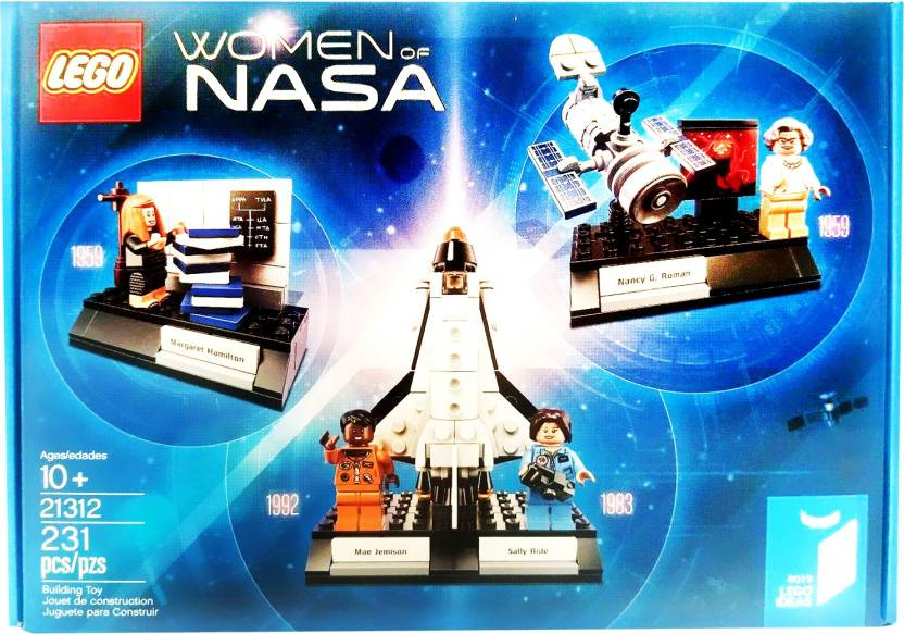 Lego Nasa Nasa Buy Women Of Nasa Toys In India Shop For Lego