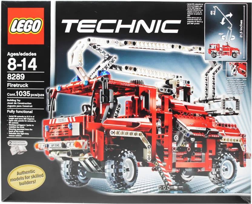 Lego Technic Technic Buy Firetruck Toys In India Shop For Lego