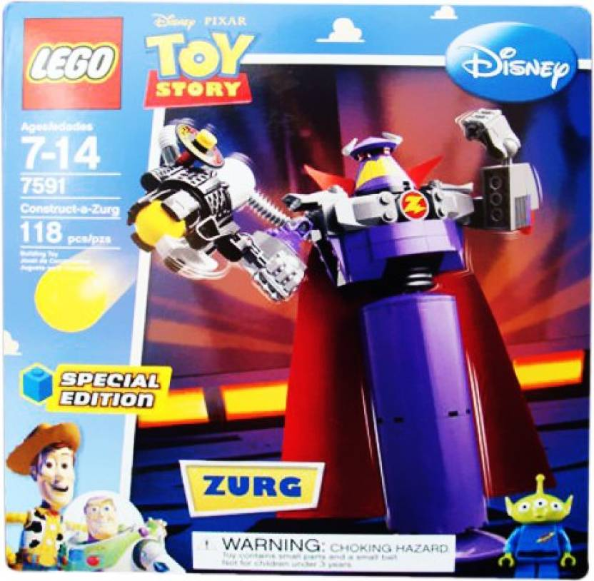 Lego Toy Story Toy Story Buy Construct A Zurg Toys In India