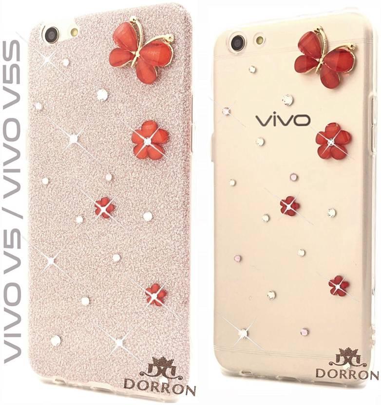 sale retailer 29929 5dc27 DORRON Back Cover for VIVO V5, VIVO V5S - DORRON : Flipkart.com
