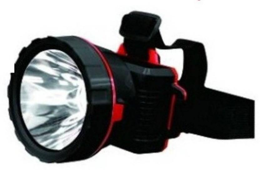 BY PROCAMP 80K lm 5 HEAD CREE XM-L T6 LED 18650 BAT Headlamp Headlight