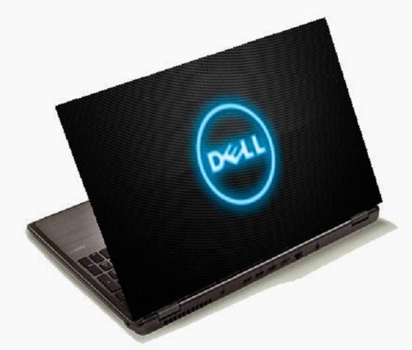 Richerbrand Dell Logo Laptop Sticker 15 6 inch-Laptop Skin-303 Vinyl Laptop  Decal 15 6