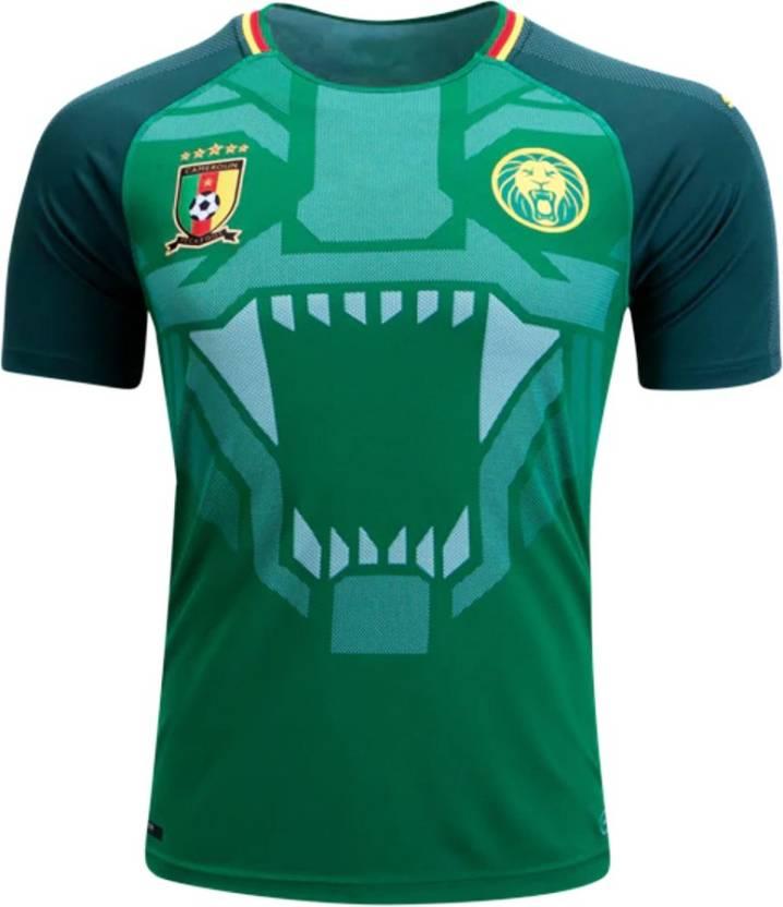 de5070bfb Roy Sports Printed Men Round Neck Dark Green T-Shirt - Buy Roy Sports  Printed Men Round Neck Dark Green T-Shirt Online at Best Prices in India