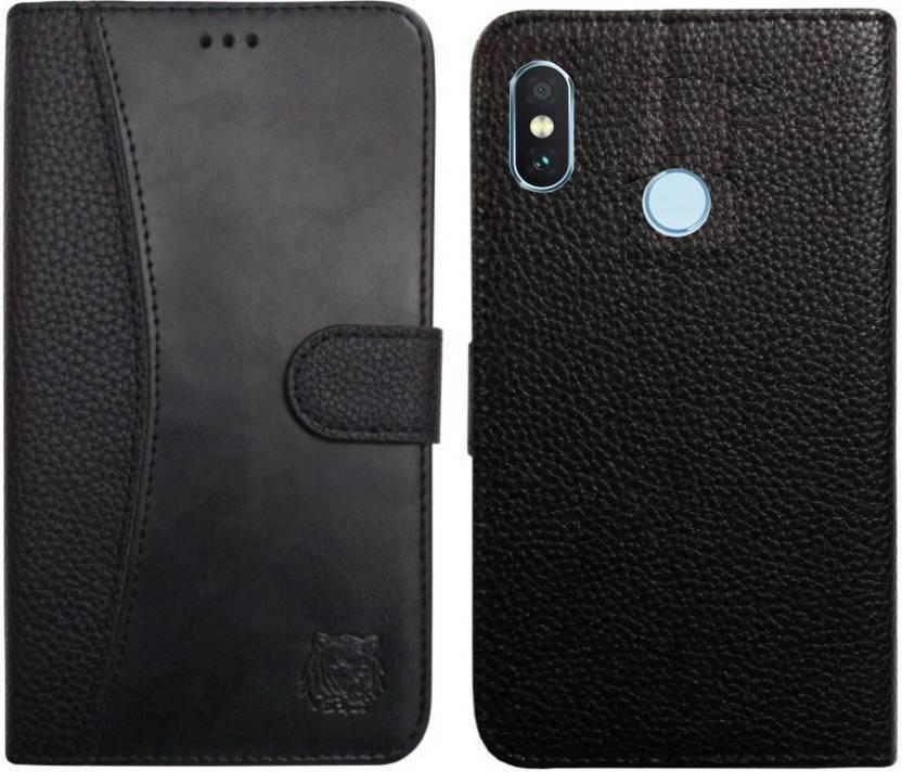 reputable site b8b3f 7caf5 Balacase Flip Cover for Mi Redmi Note 5 Pro