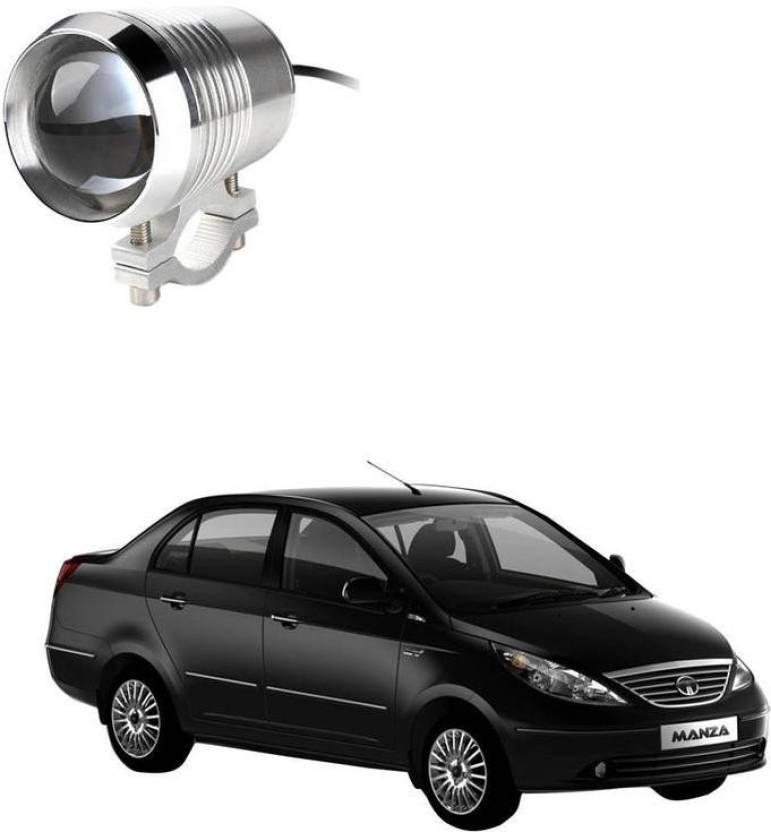 AutoKraftZ LED Fog Lamp Unit for Tata Manza Price in India