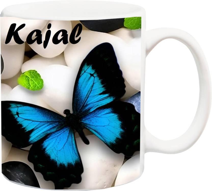 Stylotrendz Special Gift for Girl,Wife,GF,Sister,Mom- KAJAL Blue