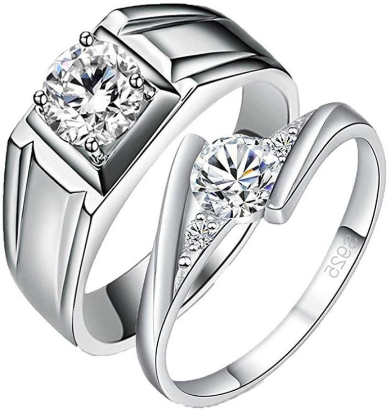 Myki Mr Mrs Love Forever Designer Edition Adjustable Engagement
