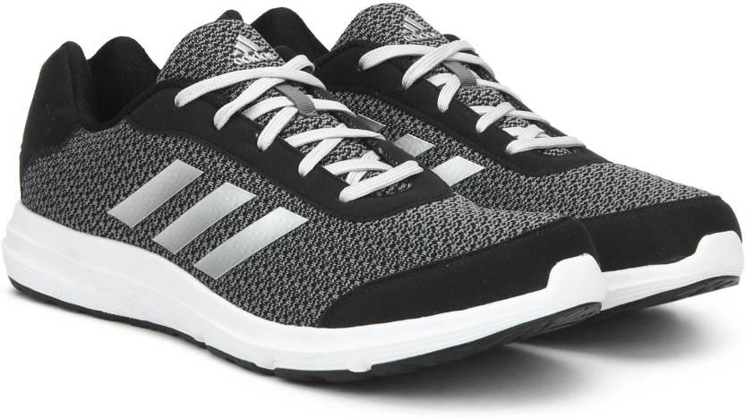 adidas nebular m per gli uomini comprano scarpe da corsa cblack / silvmt