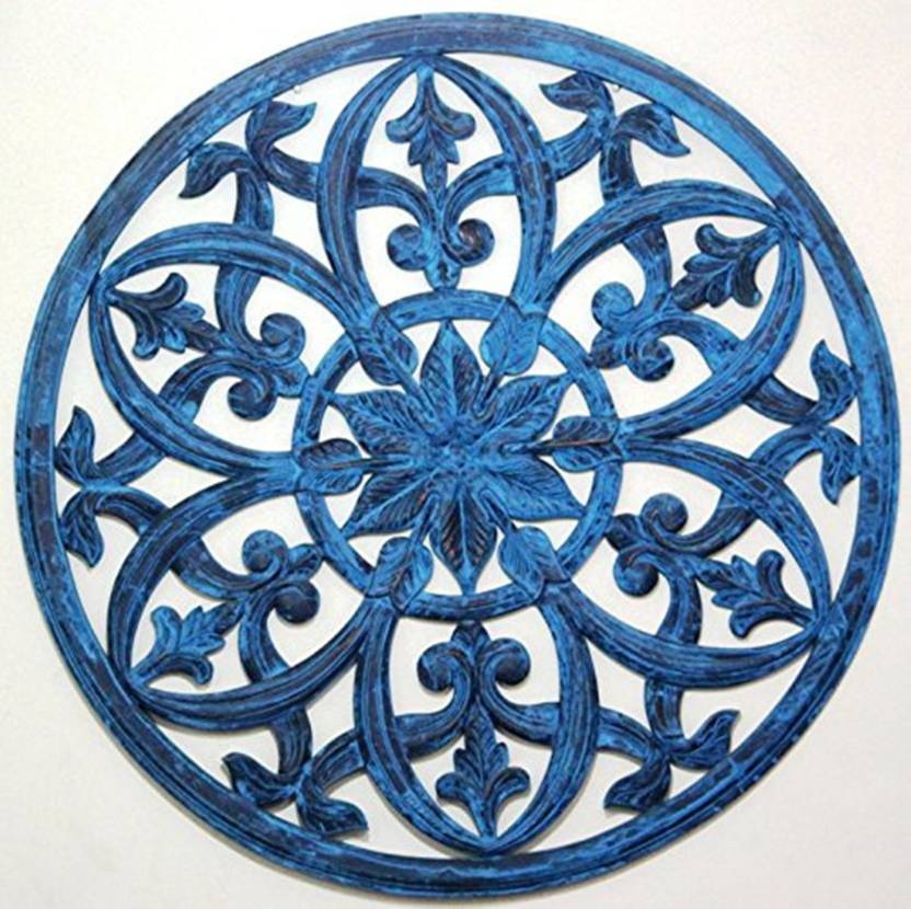 Online Art Effects Antique Wooden Wall Decor Wall Art Price In India