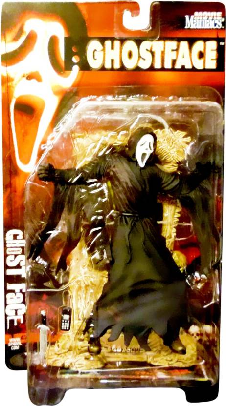 McFarlane Toys The Scream Ghost Face - The Scream Ghost Face