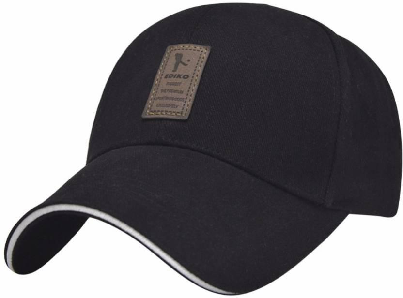 a11e2385e5 DALUCI Baseball Cap Men's Adjustable Cap Casual Leisure Hats Solid Color  Fashion Snapback Cap