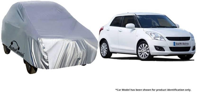 Autofurnish Car Cover For Maruti Suzuki Swift Dzire Without Mirror