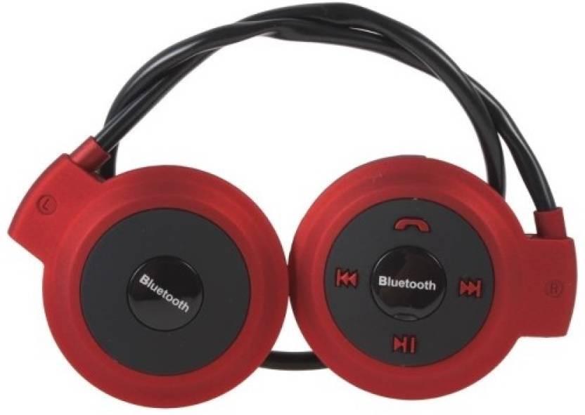 ETN OSB_777L_Mini 503 mi bluetooth Headphone with SD card and FM