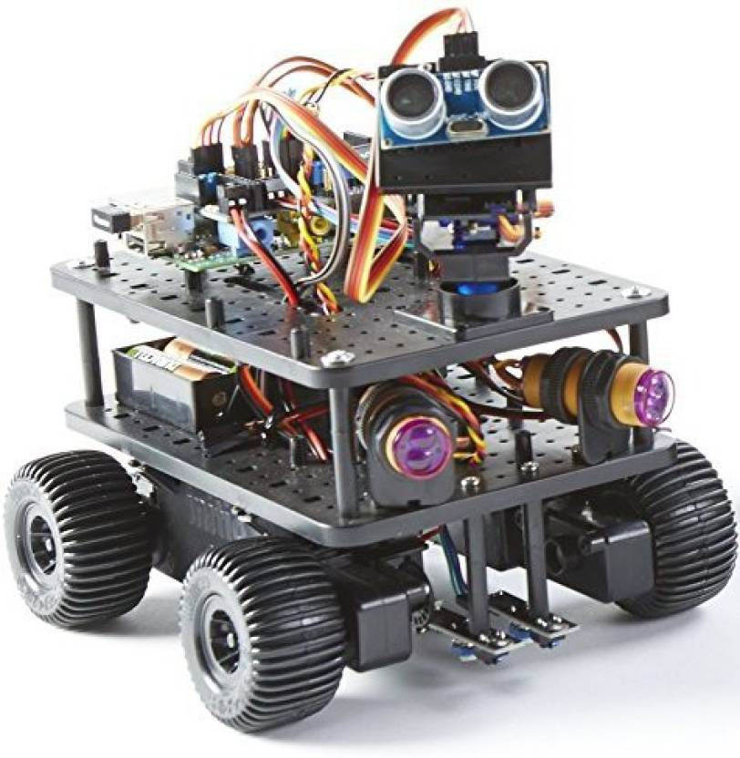 Generic Initio Robot, Raspberry Pi Controlled Robot Price in India