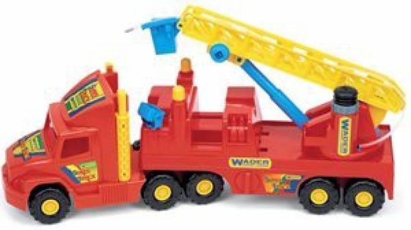 fc3c5ca53c6 Generic Wader Super Fire Truck Price in India - Buy Generic Wader ...