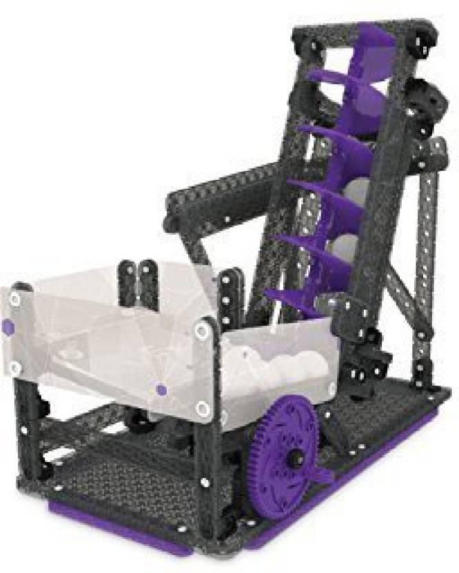 Generic Vex Robotics Screw Lift Ball Machine By Hexbug By Hexbug