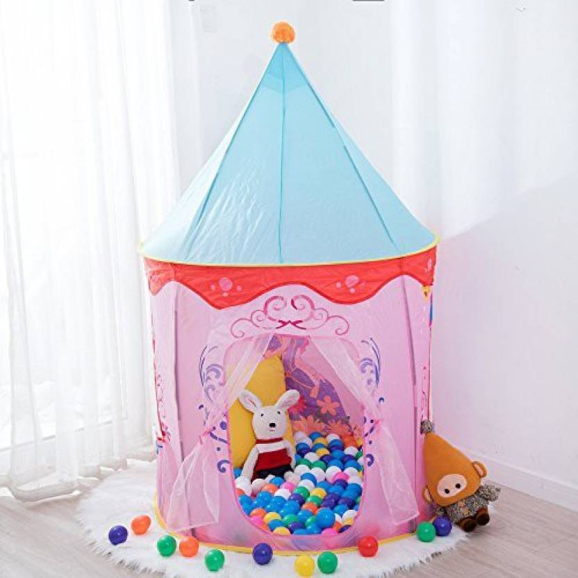 Anyshock Kids Tent, Outdoor And Indoor Tent Playhouse Castle Baby ...