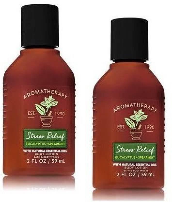 Aromatherapy Bath And Body Works Stress Relief Eucalyptus