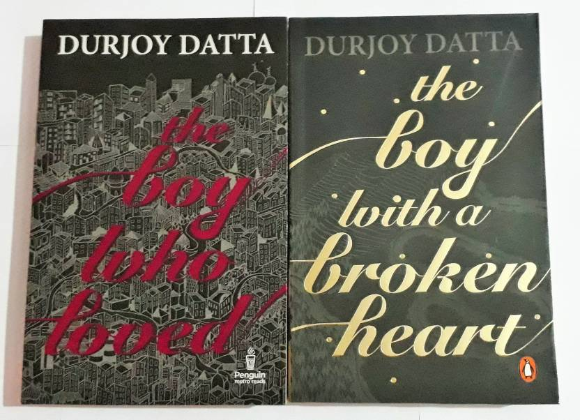 The Boy Who Loved The Boy With A Broken Heart Pack Of 2 Buy
