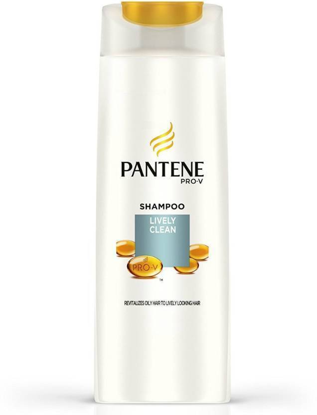 pantene lively clean shampoo price in india buy pantene lively