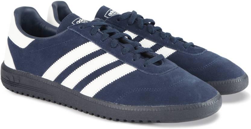 on sale 07923 64d88 ADIDAS ORIGINALS INTACK SPZL Sneakers For Men (Blue)