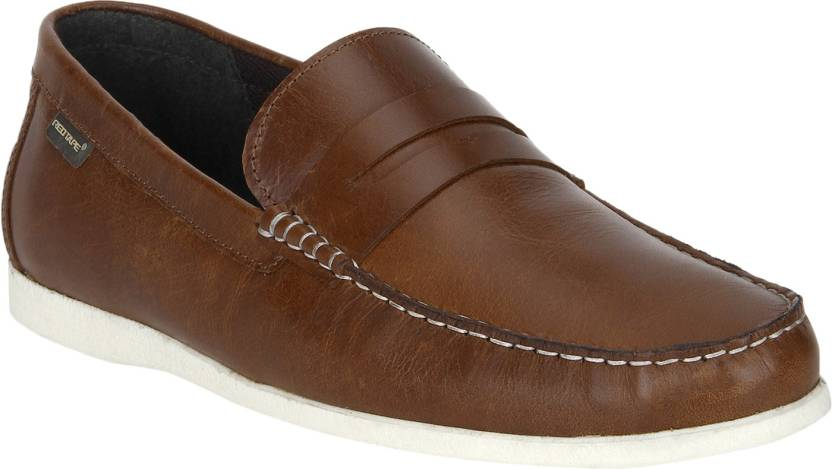ca4b609631 Red Tape Leather Loafers For Men - Buy Red Tape Leather Loafers For ...