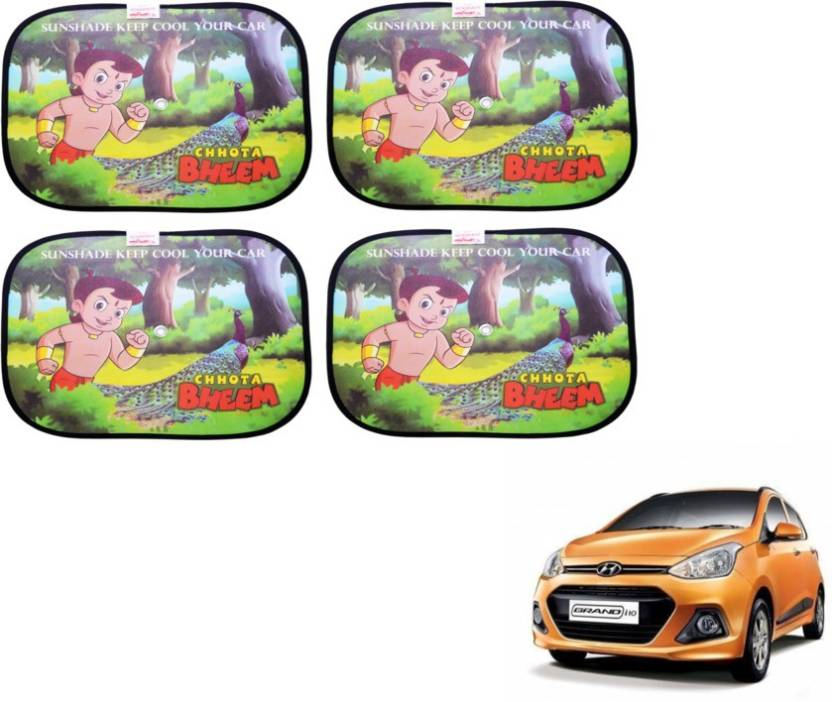 Mockhe Side Window Sun Shade For Hyundai Grand i10 Price in India ... 56d1cac279c