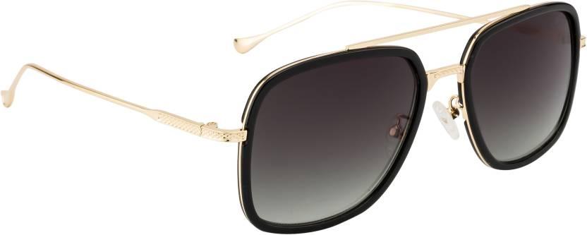 cf49f566881 Buy Scott Aviator Sunglasses Green For Men   Women Online   Best ...