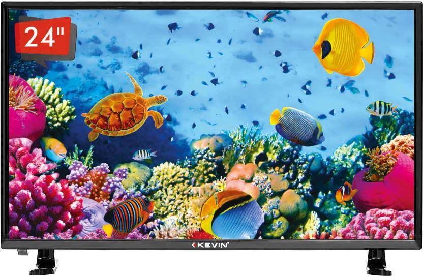 a5449ab457d Kevin 60cm (24 inch) HD Ready LED TV Online at best Prices In India