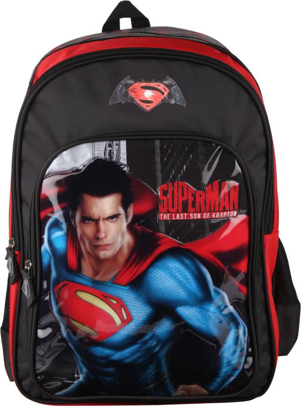024bc0427f5 Simba BATSUP LAST SON OF KRYPTON 18 BP 3.5 L Backpack Red - Price in ...