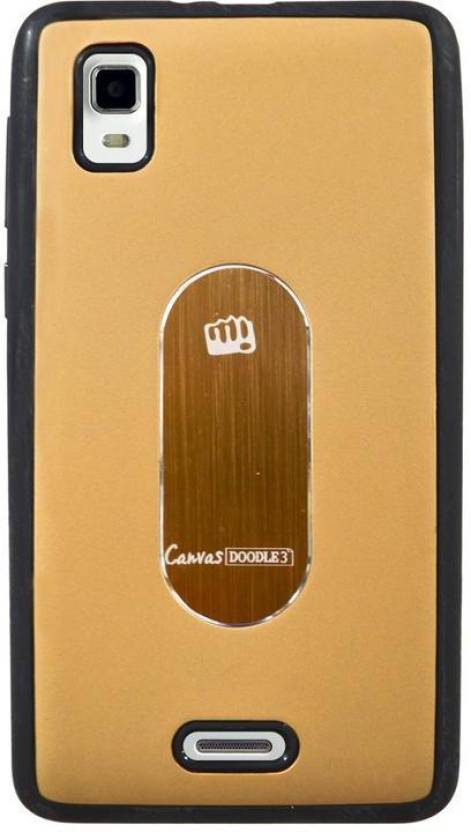 best service fb61f 45a84 COVERNEW Back Cover for Micromax A102 Canvas Doodle 3 - COVERNEW ...