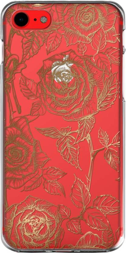 MTT Back Cover for Apple iPhone 7 Multicolor, Shock Proof