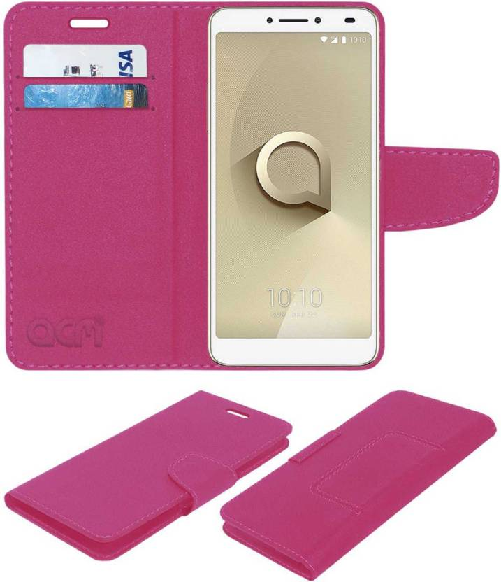 ACM Flip Cover for Alcatel 3v