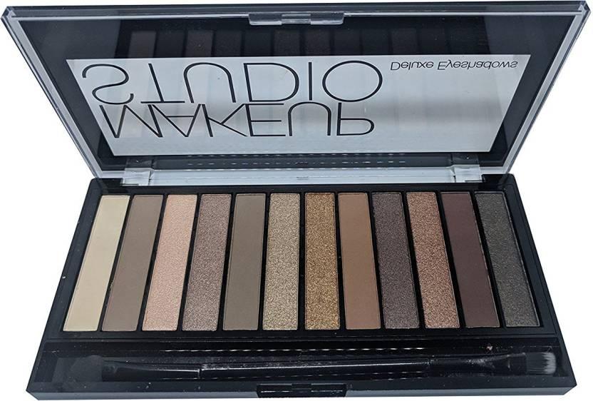 Sivanna Colors Makeup Studio Deluxe Eyeshadow 20.4 g (Multi)